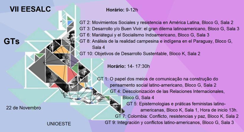 GTS horario 2